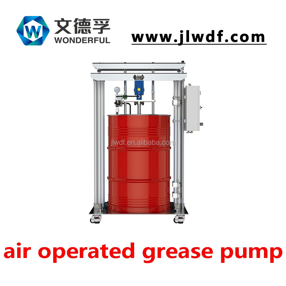Air operated Grease /butter pumps/grease dispensing kit