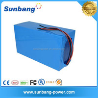 Electric bike solar street light battery rechargeable 18650 li-ion battery pack 24v 20ah for power tools