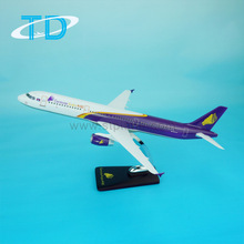 airbus A321 scale 1/100 airplane model for business gift and sales