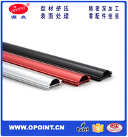 OEM Aluminum extrusion profile LED Lighting frame