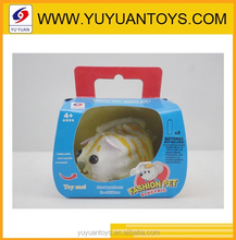 Hot new product for 2015 Electric fashion pet clever little x hamster animals for kids
