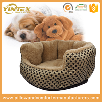 Good quality wholesale cheap portable decorative warm dog house
