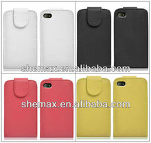 PC+Crystal Material Leather flip case hot selling on alibaba case for bb q10