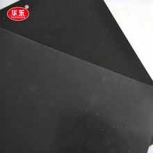 3Mm Thin Cloth Fabric Insertion Durable Epdm Cloth Inserted Rubber Sheet
