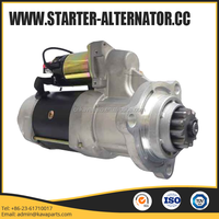 (12V/4.5KW/11T) Delco 39MT Starter For Cummins Volvo Trucks 10461753 10461777 19011500