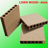 35mm Tubular Particle Board for Doors, Tubular Chipboard Door Core