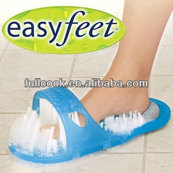 World Popular Magic Foot Scrubber and Brush Massager