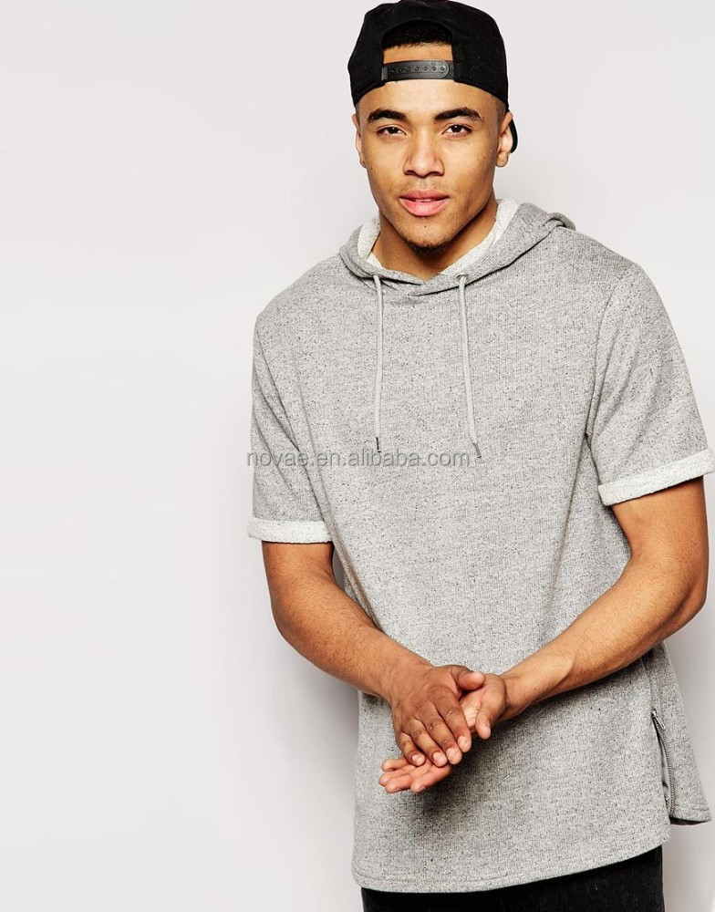Short Sleeve Blank Men Xxxl Hoodies - Buy Xxxl Hoodies,Blank ...