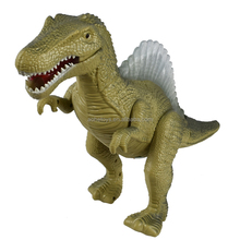Newly BO moveable 3styles dinosaur kids with light & sound & action