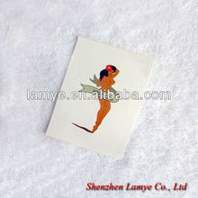 Hot selling rhinestone body Tattoo Supplier