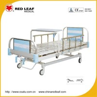 OST-H207F Aluminum Alloy Head&End Board Bed for Patients