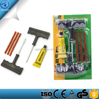 TLTR-01 Heavy Duty Tubeless Tire Repair Kit T-Handle Tire Plug Kit