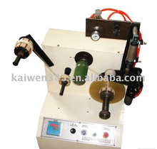 KW-200A Ultra Transparency small tape Rewinding Machine tape making machine from Suzhou