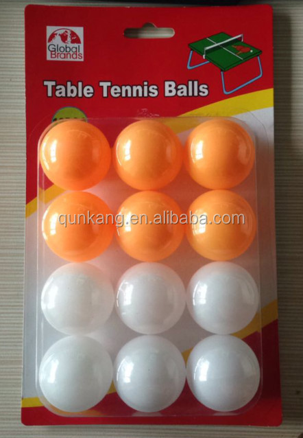 Pp ping pong ball buy mini ping pong ball color ping for Small ping pong balls