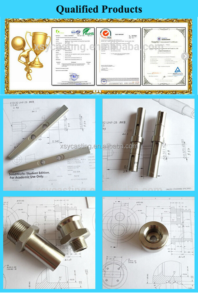High quality OEM service turning manufacture parts- titanium ring for industrial