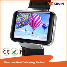 2.2 inches IPS HD touch screen gsm smart watch support SIM card for Android iOS mobile phone
