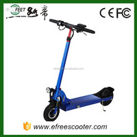 Portable electric mini scooter, gas power mobility scooter