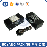 High end wine bottles paper box