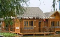 Hot Sale - Wooden Garden Green House wooden homes Log cabins