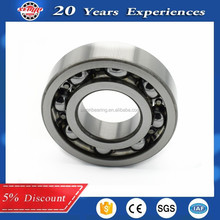 TFN Normal Clearance Steel Cage Open 6224 Single Row Deep Groove Radial Ball Bearing