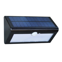 FOR CLOUDY DAY Waterproof Radar Motion Sensor LED Solar Light Solar LED Wall Light Night Light
