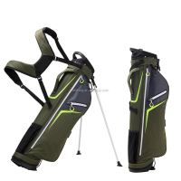 Light Golf Stand Bag with 4 Dividers