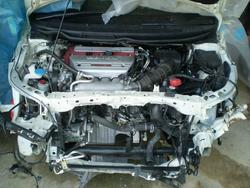 ( USED ENGINE ) HONDA CIVIC FD2