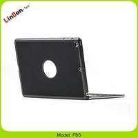 For iPad Air/ iPad 5 Portable Backlit Keyboard Case, Ultrathin Cover Bluetooth Keyboard