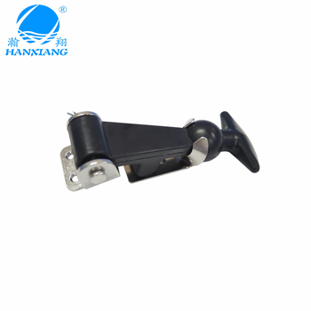 Chinese manufacturer rubber hook latch for ice cooler box