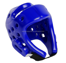 best seller high quality dipped foam taekwondo helmet head guard for training and competition