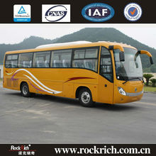 Luxury Dongfeng 10.5m 50 seats travel coach buses