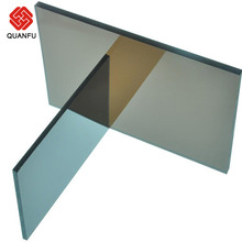 Solar Control Ability Lexan Polycarbonate Solid Sheet