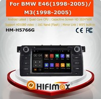 "Hifimax 7"" android 5.1 autoradio for bmw e46 car radio android for BMW E46 (1998-2005) M3(1998-2005)"
