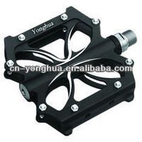 2015 high quality new alloy MTB BMX exercise bike pedals