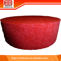 Alibaba china supplier new products non-woven sponges fiber flap wheels