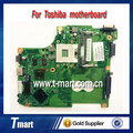 Original laptop motherboard V000238030 for Toshiba C600 non-integrated fully tested working well