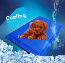 Dog Cooling Mat Pad Bed Self-Cooling Gel Bed Cooler Mat For Dogs Cats Pets