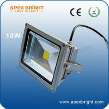 apex IP65 220v10w led flood light aluminium boats for fishing