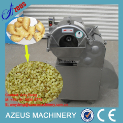 China popular electric vegetable chopper, vegetable dicing machine