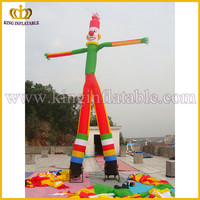 Hot Sale Double Legs Inflatable Sky Dancer Doll, Air Dancing Person