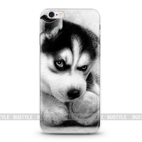 High quality printing hard pc Cut dog cat animal cell phone case for iphone 6s 6 case cover
