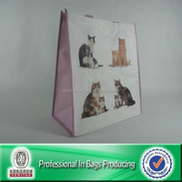 Custom Cheap Reusable Non Woven Cloth Carrying Bag