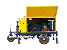 BS25C portable concrete transportation pump in stock