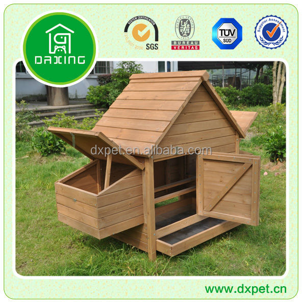 Chicken House Coop in Fujian (BV SGS TUC FSC)