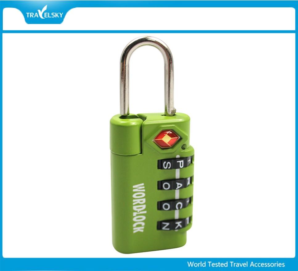 Tsa Lock 4 Digital Luggage Lock