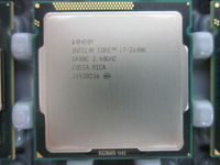 Intel Core i7-2600K Processor (8M Cache, up to 3.80 GHz)