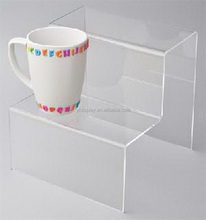 Household Acrylic Clear Folding Table for Display