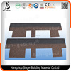 Hot Selling Laminated Types of Roof Tiles, Low Cost Fiberglass Asphalt Roofing Shingles