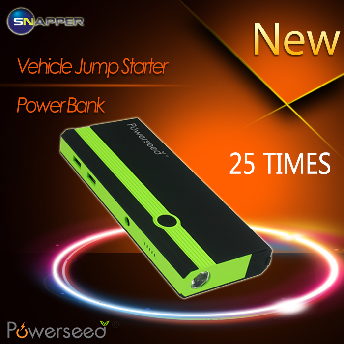 Battery Jump Starter 12v Lithium Boost Portable PowerBank Charger