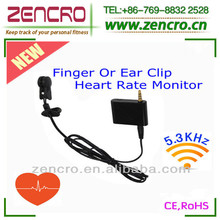 OEM Infrared Pulse Sencor iphone ear clip heart rate monitor